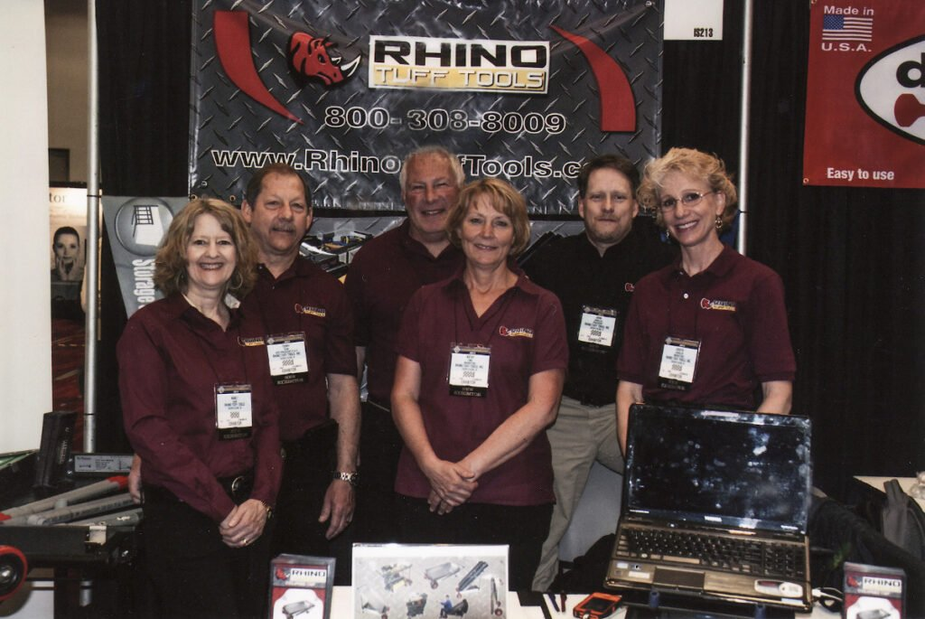 Collapsible Carts - About Us - Rhino Tuff Tools